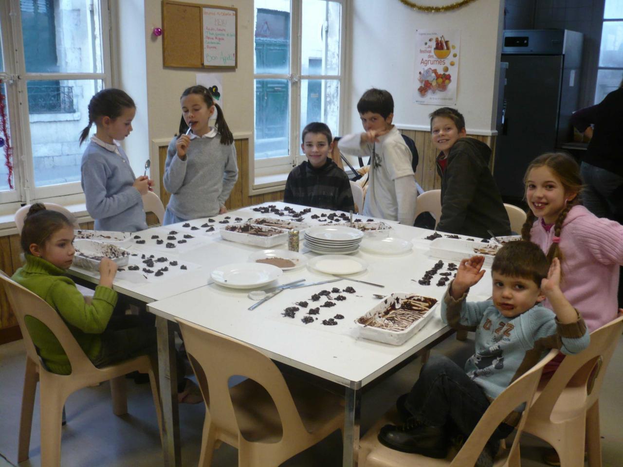 atelier chocolats